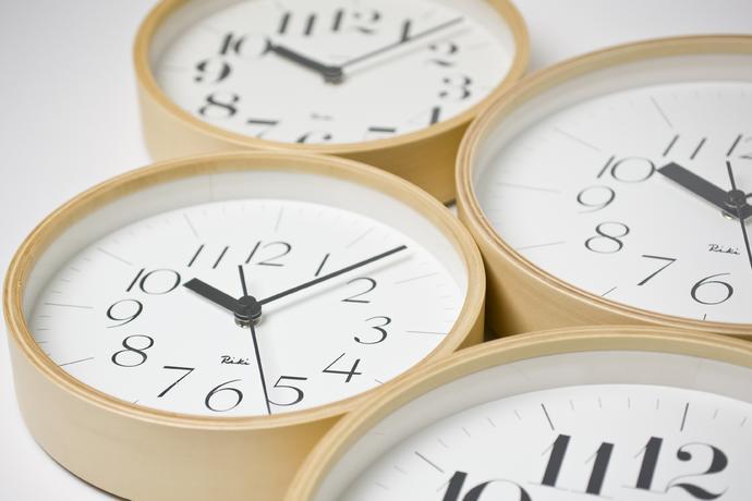 Lemnos Wall Clocks