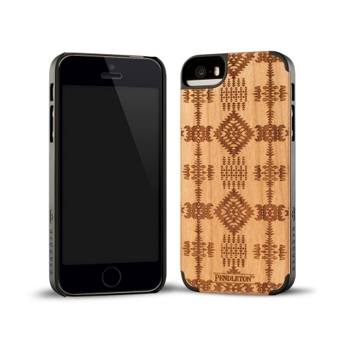 Pendleton Rancho Arroyo Engraved Cherry iPhone 5/5s Case