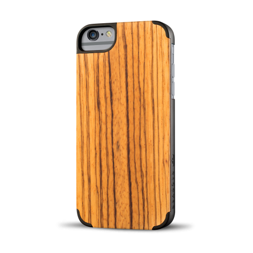 Zebrawood iPhone 6 Plus Case