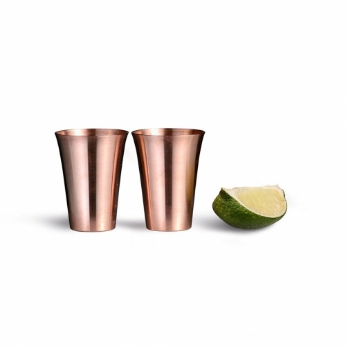 Fluted Shot Glasses
