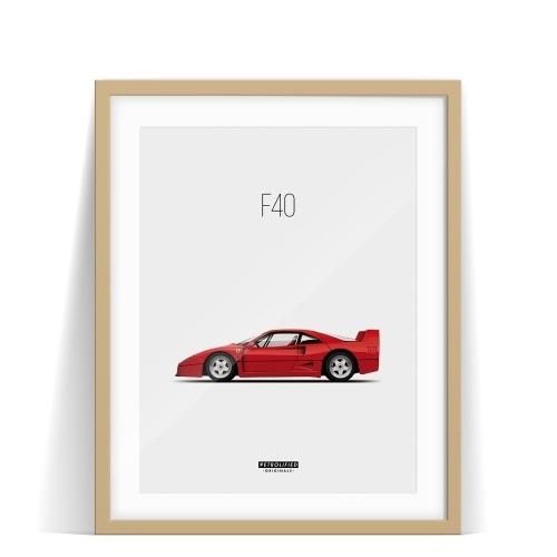 FERARI F40