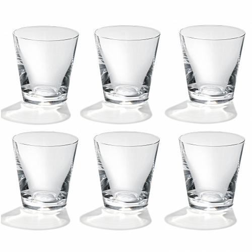 Pure, Set of 6 Glasses