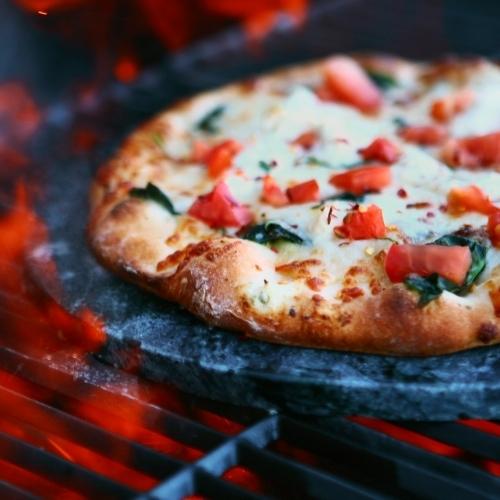 Soapstone Pizza Stone 12