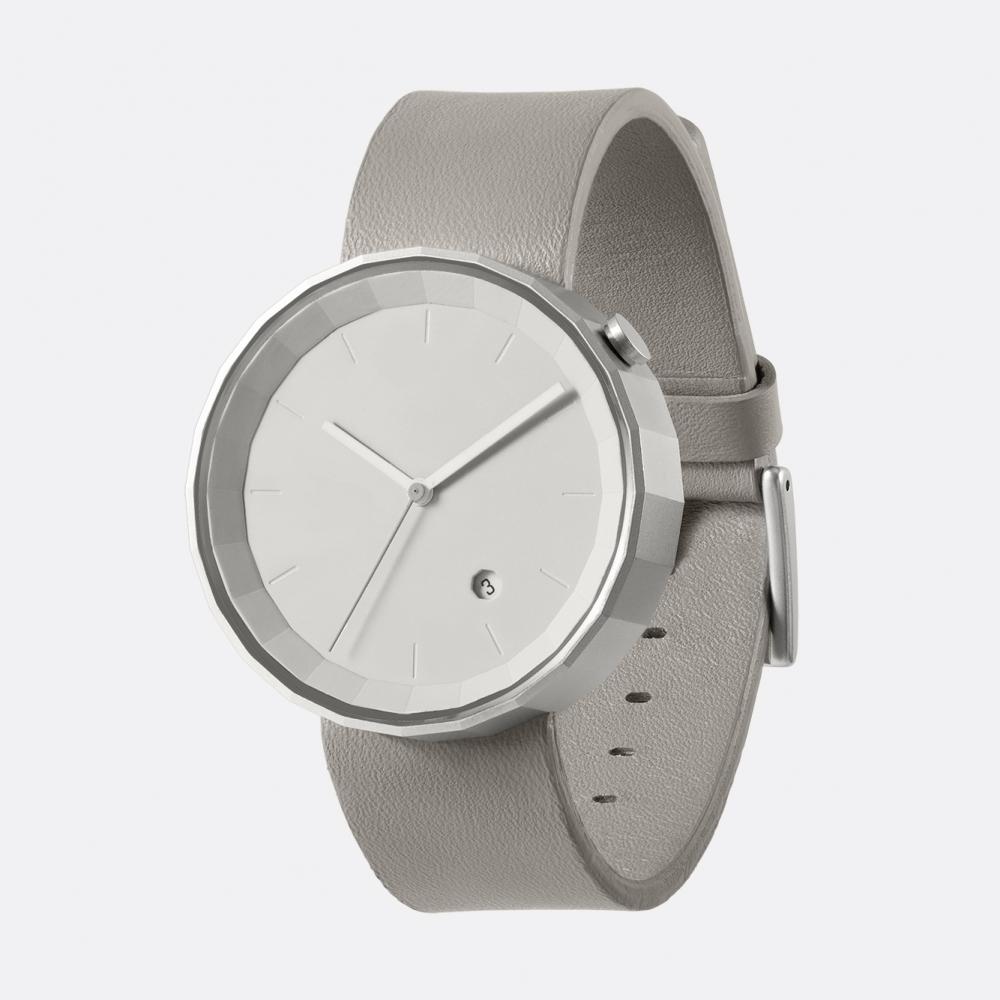 Polygon Watch, Grey, chiandchi