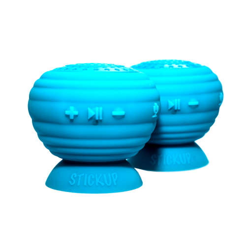 StickUp Stereo Speakers, Set of 2, Blue