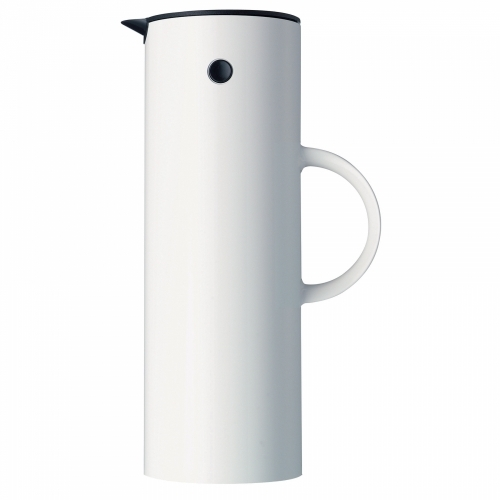 Vacuum Jug, White