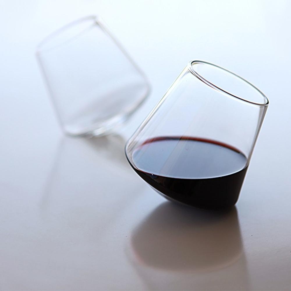 Stemless Wine Glasses   Cupa-Vino Set   Sempli