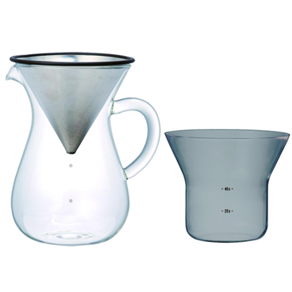 Slow Coffee Set, 600 mL, Kinto