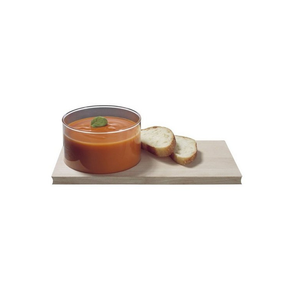 Scanwood-Carving Board and Bowl