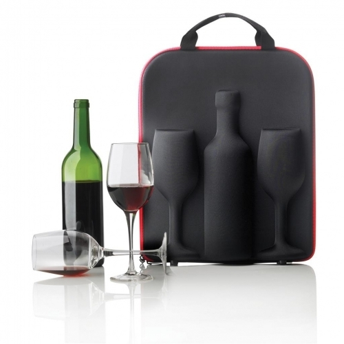 Swirl Wine Carrier