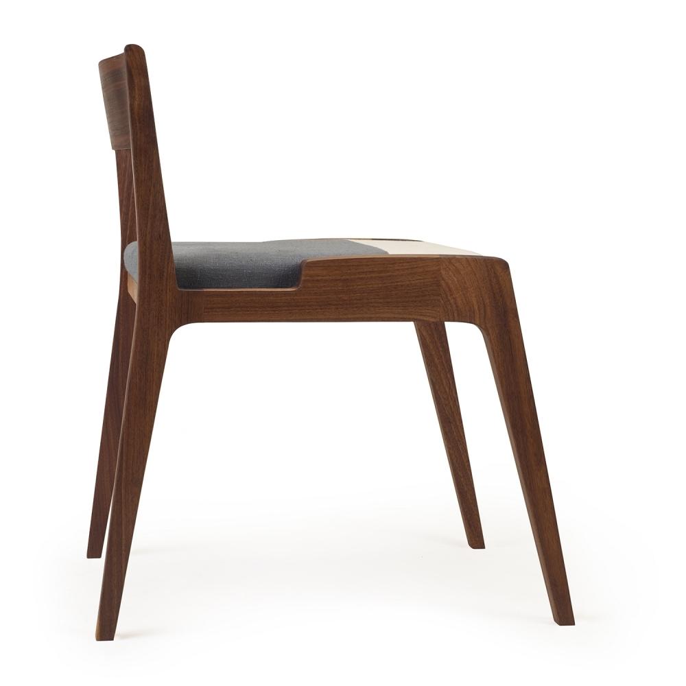 Albers Chair, Grey, Fehlo