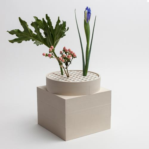 Tall Utility Vase | Cream | Luur