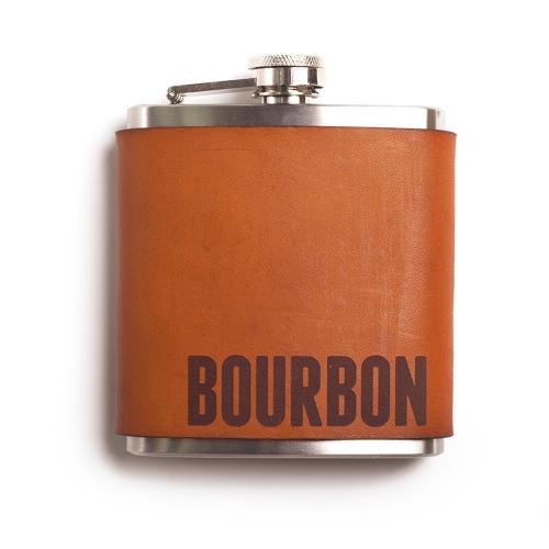 Bourbon Flask