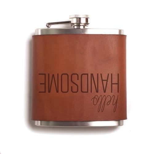 Hello Handsome Flask