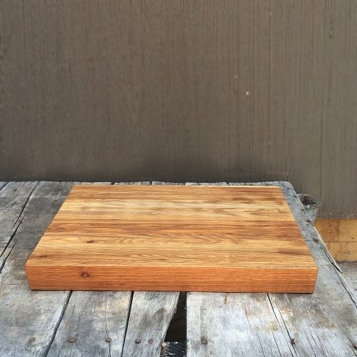 Square Edge Grain Board, The Wooden Palate