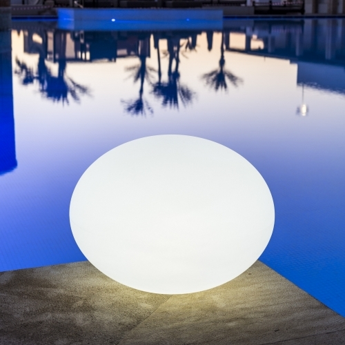 The Flatball | Smart & Green | LED Indoor Outdoor Lighting