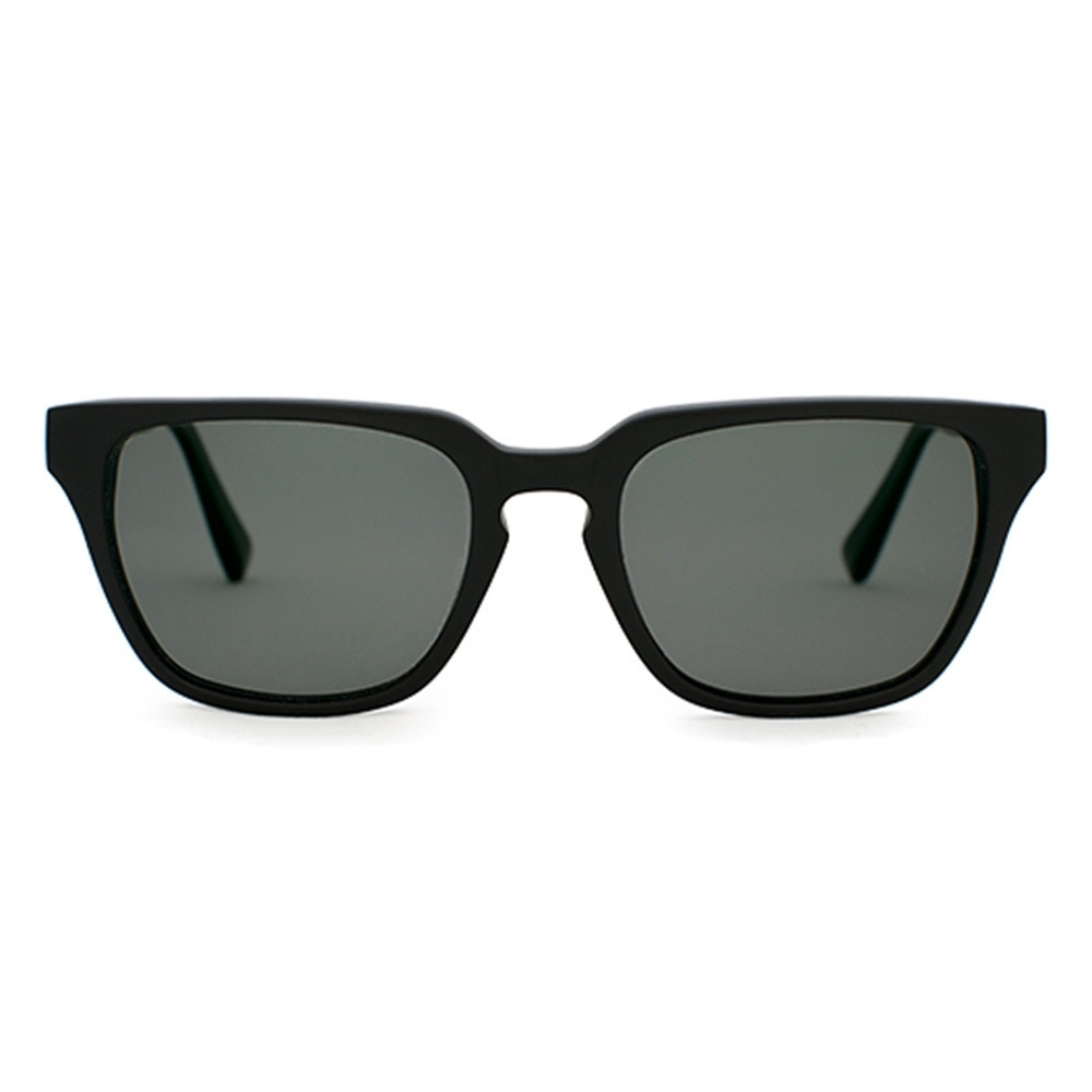 Polarized Sunnies | Bradfield Matte Black | Parkman