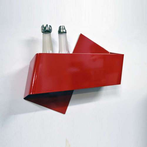 Zig Shelf, Red