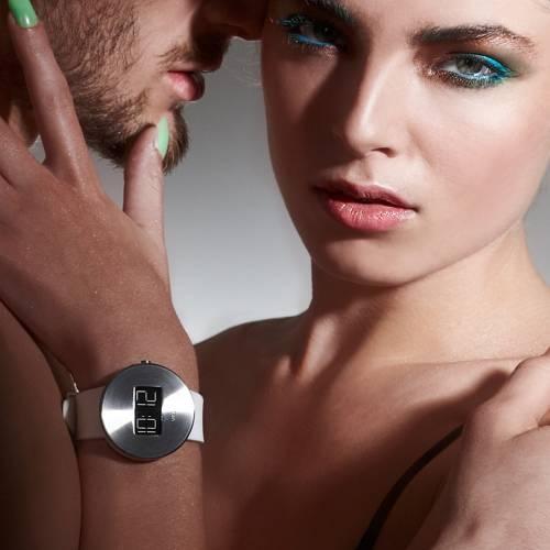 XC1 Watch, White