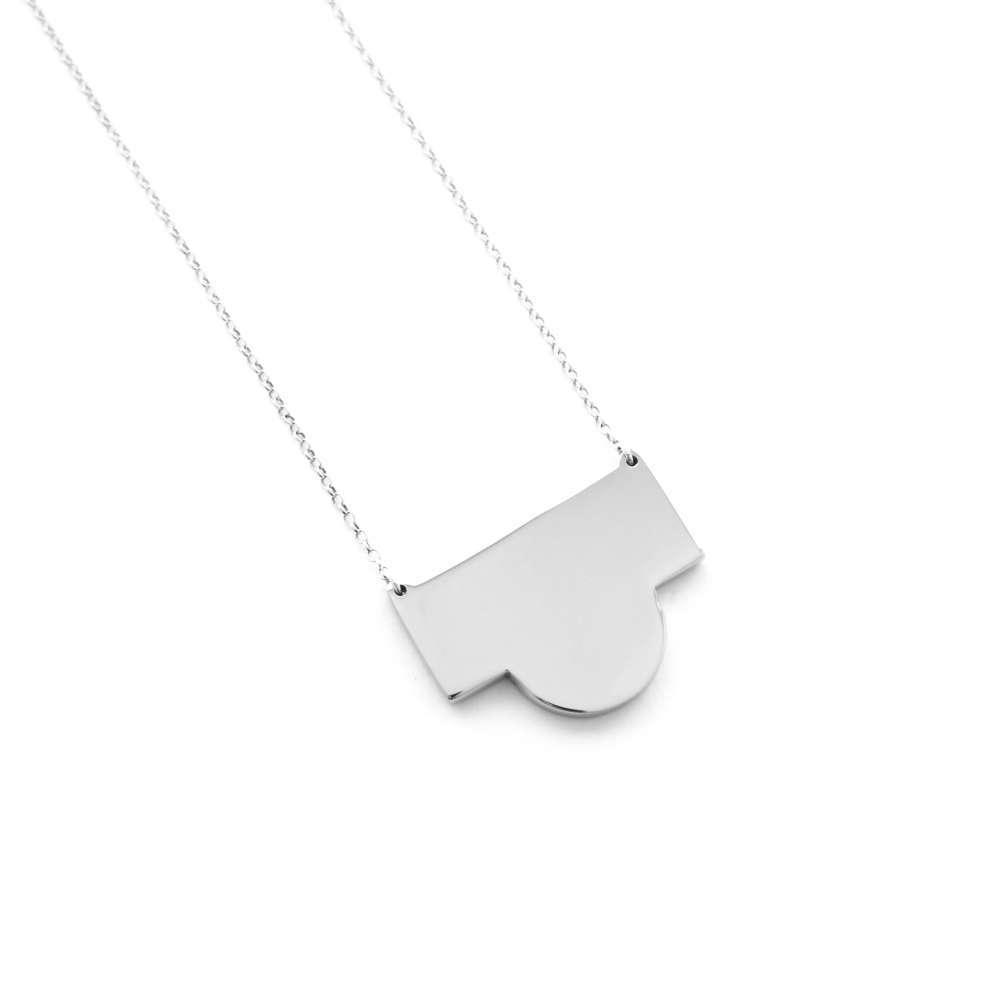 O Form-Necklace No. 1 | 2.0