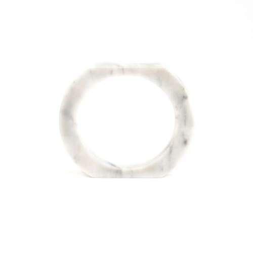 Bracelet No. 03 | Marble White