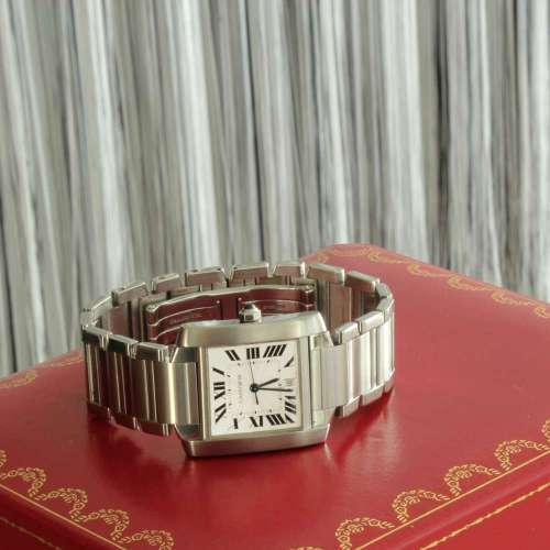 Cartier Men's Tank Francaise Watch