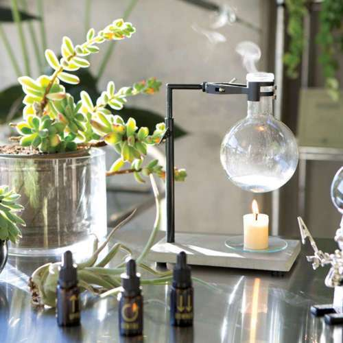 Essential Oils - Create Pleasant Aroma Therapy Environments