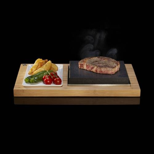 Sizzling Steak Plate Set