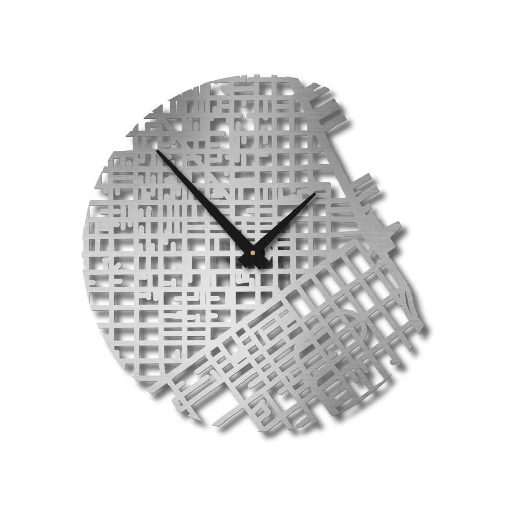 Handmande Wall Clocks | San Francisco Clock | Urban Story