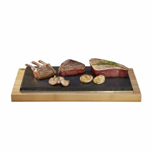Sharing Steak Plate - A Fresh, Fun and Healthy Way to Cook
