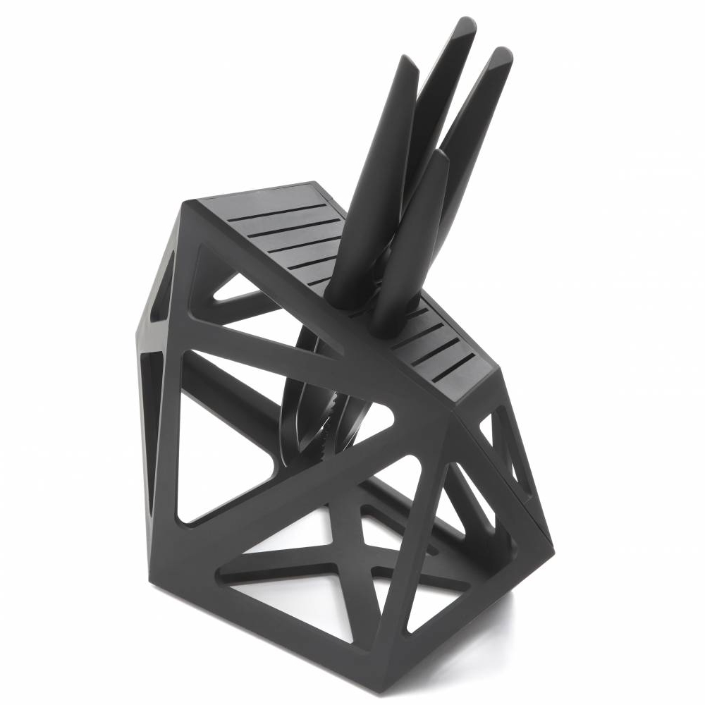Knife Block | Black Diamond | Edge of Belgravia