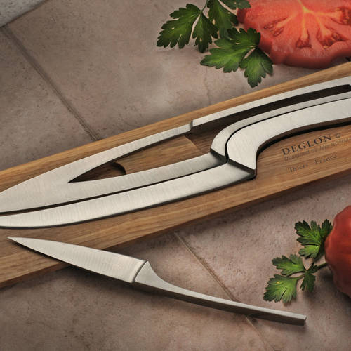 Meeting Knife Set   Deglon   Professional 4-Knife Set