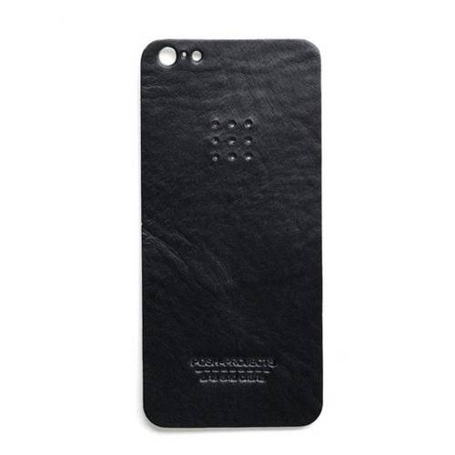 503 iPhone 5 Leather Skin, Black
