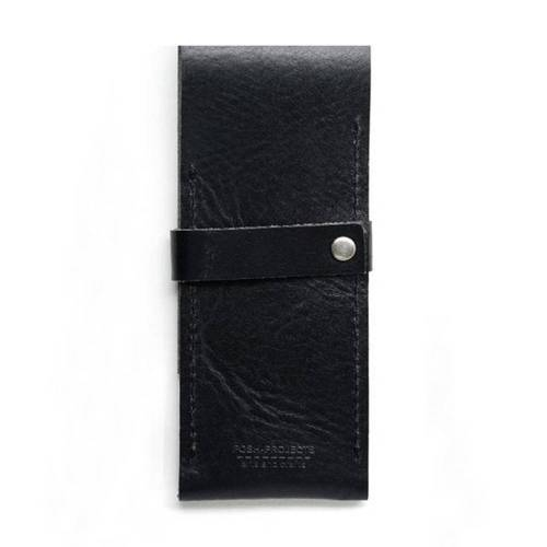 702 Pen Case - Leather Pen Case