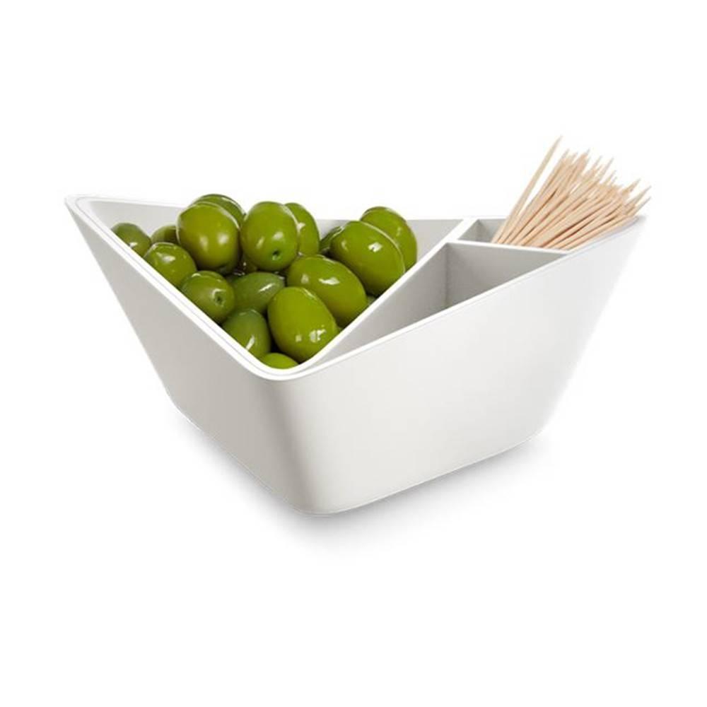 Nut + Olive Bowl -  Ingenious Sculptural Bowl
