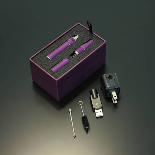 Dry Herb Vaporizer, Purple