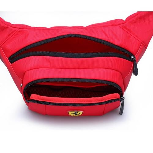 Red Waist Bag - Ferrari