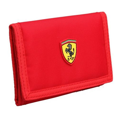 Keyholder Wallet, Red