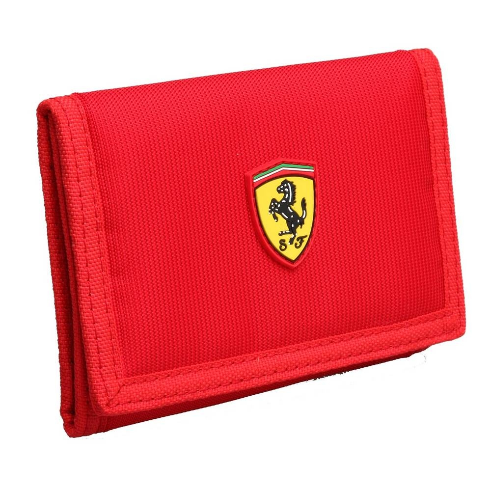Red Keyholder Wallet - Ferrari