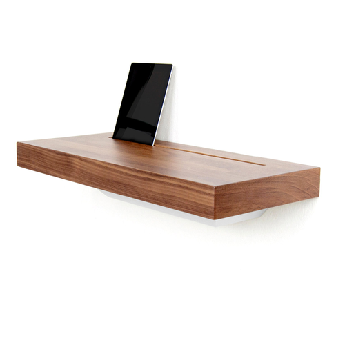 Stage Interactive Shelf, Walnut
