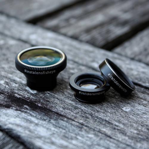 instaLens Starter Set - Macro & Fisheye Lenses: A Nice Little Set, for a Nice Little Price