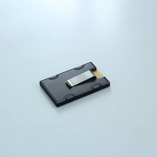 Wallum M1 Clip Card Holder Wallet | Aluminum Wallet