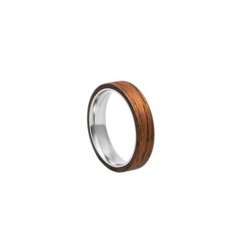 Mono Slim Mahogany Ring