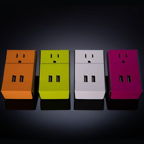 Wally Dual USB + Standard Wall Charger | Set of 2