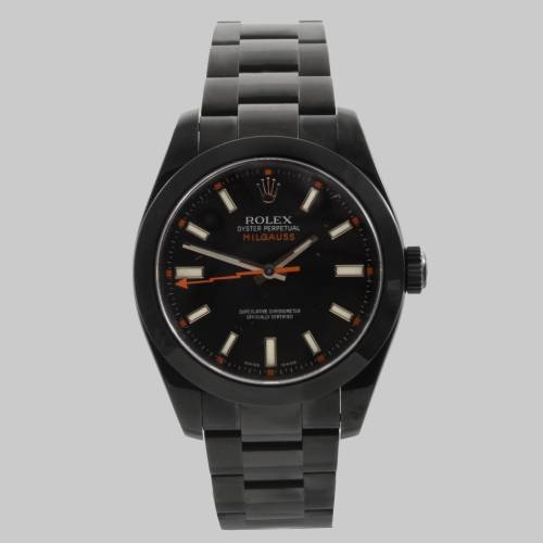 Rolex Milgauss 006 - PVD Vintage Rolex