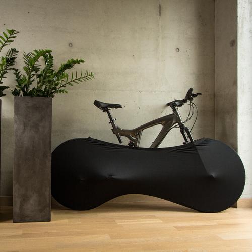 Black Bicycle Cover   Velo Sock