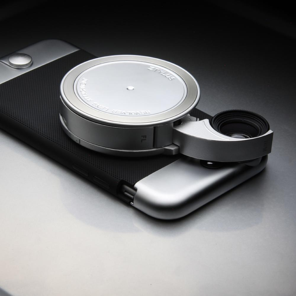 Metal Series Camera Kit with Case for iPhone 6   Ztylus