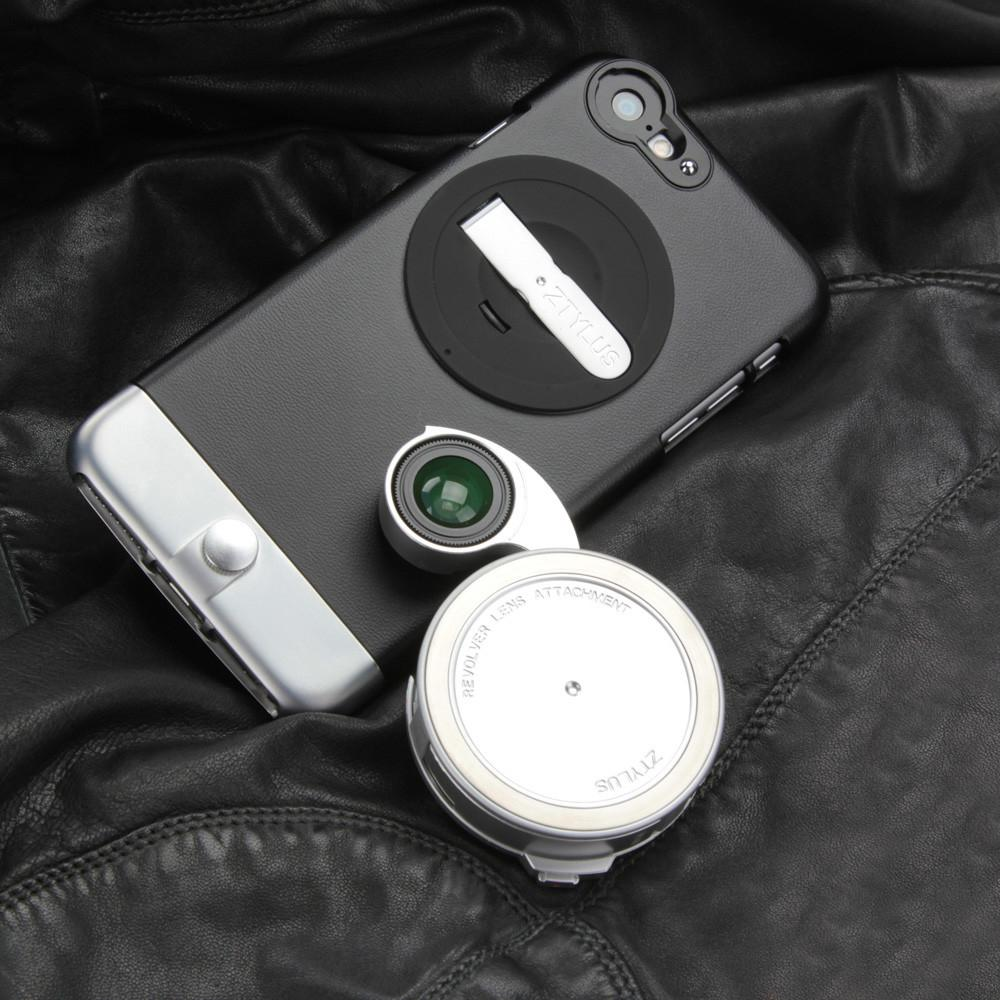 Metal Series Case and Camera Kit for iPhone 6 Plus - Ztylus