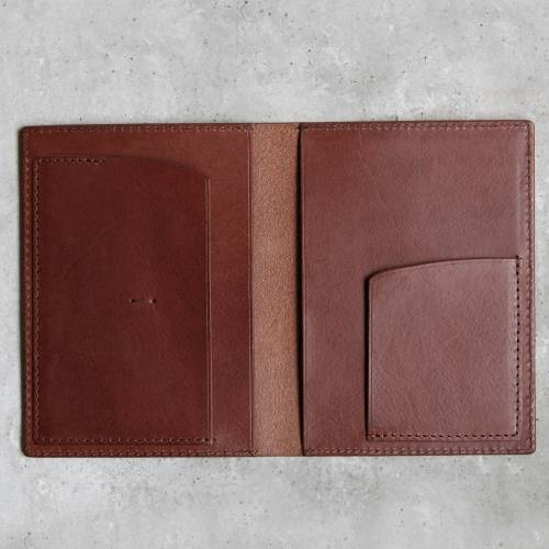 The Raven Passport Wallet