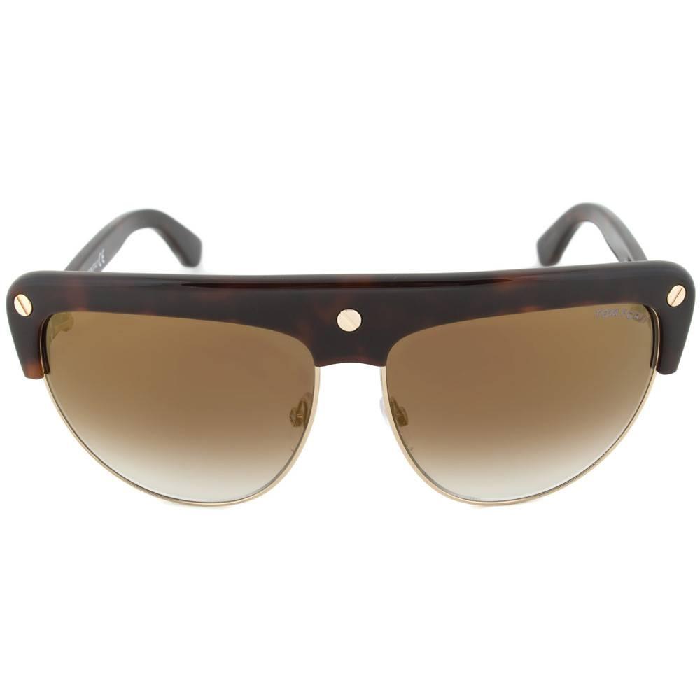 Tom Ford FT0318 52G Liane Shield Sunglasses
